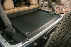 Tuffy Security Products 326-01 Tuffy Security Deck Enclosure Fits Wrangler (jk)