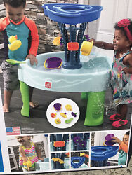 Local Pick Up Summer Showers Splash Tower Water Table  1 1/2 Yrs +