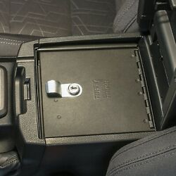 Tuffy Security Products 324-01 Security Console Insert Fits 16-20 Tacoma