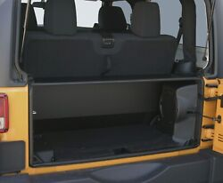 Tuffy Security Products 282-01 Tailgate Security Enclosure Fits Wrangler (jk)