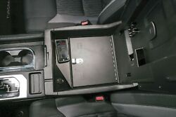 Tuffy Security Products 323-01 Security Console Insert Fits 14-20 Tundra