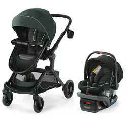 Graco Modes Nest Dlx Travel System In Raven