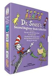 Dr. Seuss's Second Beginner Book Collection: Oh, The Thinks You Can Think / The