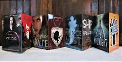 Twilight Saga Eclipse Little And Brown Book Releases Postcards ~ Set Of 8