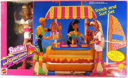 Barbie And Skipper Game Room Playset (new)