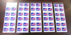 Forever Stamps 2018 Usps Us Flag Us First Class Postage 100 Stamps