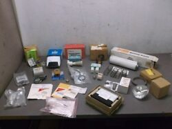 Lot Of 30 Miscellaneous New Industrial Parts