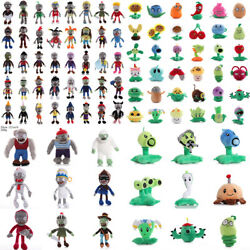 Plants Vs Zombies Plush Toys Soft Stuffed Toy Doll For Baby Kid Party Funny Gift