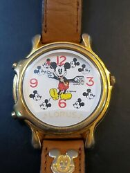 1970's Lorus Mickey Mouse Watch