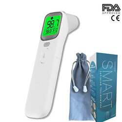 Medical Grade Non-contact Infrared Forehead Thermometer Baby/adult(fda Approved)
