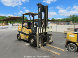 2005 Yale Gdp100 Mjnpbv110 9600 Lb Warehouse / Industrial Forklift -parts/repair