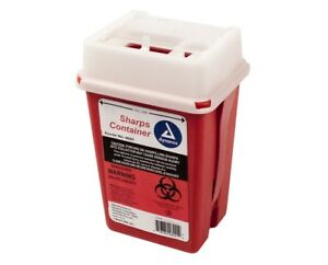 Dynarex Medical 2 Quart Sharps Container Needle Disposal