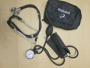 Lotfancy Ld100 Aneroid Sphygmomanometer And Dual Head Stethoscope Manual Blood …