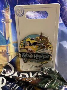 Disney Parks Splash Mountain Pin E Ticket Attractions #11 Of 12 Le Of 1500