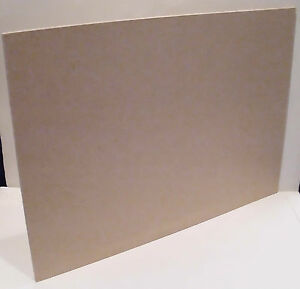 Medite Mdf Lazer Board A4 Size 25x Sheets 6mm Thick X 297mm Long X210mm Wide T48