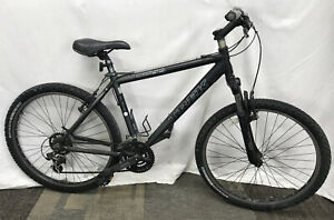 "18"" Black Trek 3700 Alpha Mountain Bike Megadrive 3 Series 21 Speed 26""bontrager"