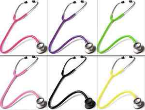 Prestige Medical Clinical Lite Stethoscope * Every Color * Over 470 Sold!
