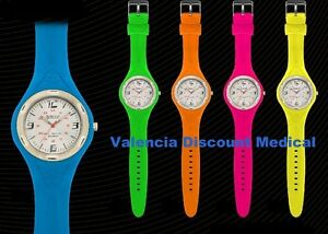 Prestige Medical Neon Sport Mate Scrub Watch * 5 Neon Colors * Style 1888 Nurse