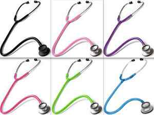 Prestige Medical Clinical Lite Stethoscope * New 2020 Colors * Over 1,240 Sold!