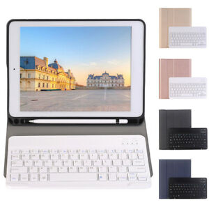 With Pencil Holder Flip Stand Keyboard Case Tablet Accessories For Ipad Pro 11in