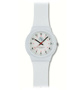 Prestige Medical Scrub Watch  Style 1770 White  Nurse  Student