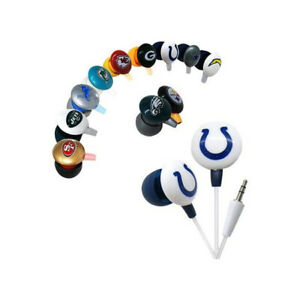Ihip Nfl Officially Licensed Mini Earbuds - Buffalo Bills