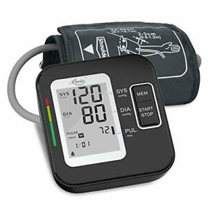 Blood Pressure Monitor For Upper Arm Automatic Digital Bp Machine Home Use New