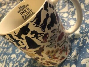 Disney Ink & Paint Color Changing Coffee Mug Features Br'er Fox Splash Mountain