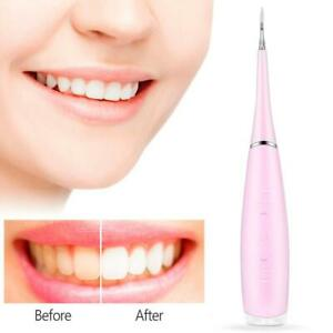 Ultrasonic Scaler Electric Tooth Cleaner Dental Calculus Stain Remover Whitening