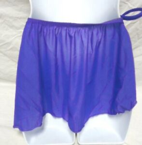 Purple Swimsuit Cover Up Petite One Size Nwot #132
