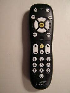 Arris Urc-2068abc1 Universal Remote Control Tested Working