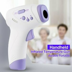 Forehead Thermometer Adult Children No Touch Medline Body Digital Non-contact Us