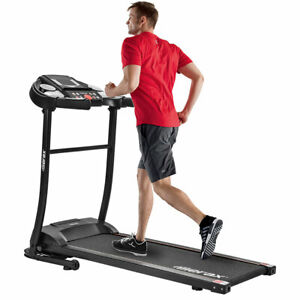 Folding Electric Treadmill Running Motorized Exercise Fitness Machine, Low Noise