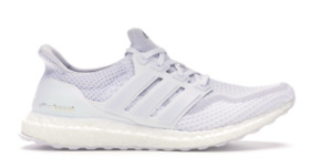 Adidas Ultra Boost 2.0 Triple White Aq5929 Size 11 (fast Shipping)