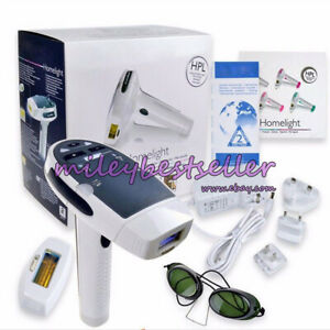 Laser Ipl Permanent Hair Removal Machine Painless Face Body Shaving Epilator Kit