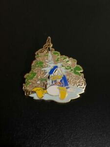 Wdw In The Parks Mystery Tin Donald Duck Splash Mountain Disney Pin 55710