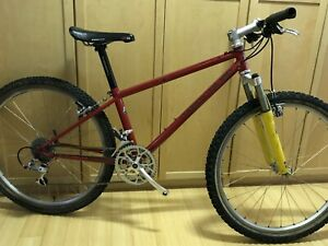 1996 Wilderness Trails Bikes Wtb Phoenix 12