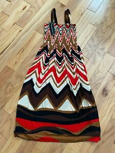 Sun Dress New With Tags Size Xl Cover Up Sundress Summer Hippie