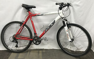 "2006 Xl 23.5"" Haro V-series V3 Hard Tail Bicycle 21 Speed Mountain Bike"