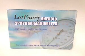 Aneroid Sphygmomanometer And Stethoscope Kit By Lotfancy