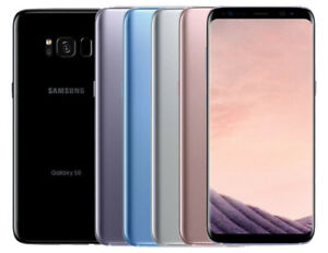 Samsung Galaxy S8 G950u | Factory Unlocked | Gsm Att T-mobile | 64gb | Excellent