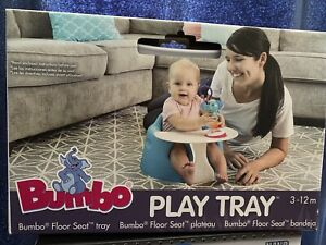 Bumbo Play Tray For The Bumbo Floor Seat (not Included) Baby Chair Tray Nib