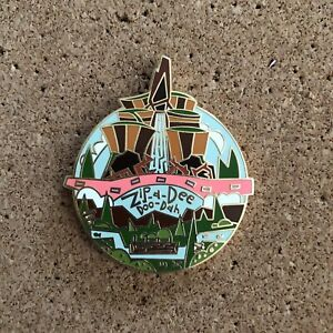 Disney Splash Mountain Zip-a-dee-doo-dah Fantasy Pin