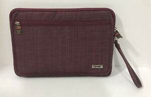 Padded Case For Microsoft Surface And 12.5 Inch Tablets Laptops Red By Bubm