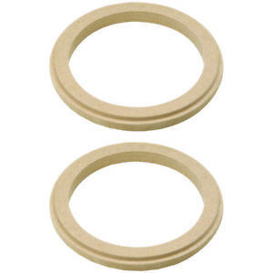 Install Bay Sr8 Mdf Speaker Rings, Pair (8