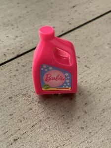Barbie Doll House Accessories - Cleaning Supplies Laundry Detergent Soap