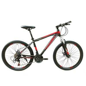 Mountain Bike 21 Speed Mountain Bicycle 26 Inch Off-road Bicycle For Men Women