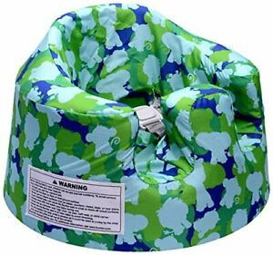 Bumbo B10082 Floor Seat Cover Green Camouflage