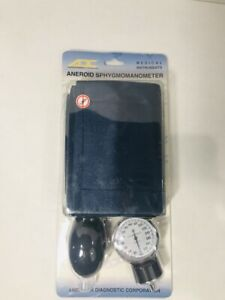 Adc Aneroid Sphygmomanometer [adult Large] Blood Pressure Cuff 775 Series New!