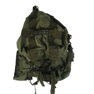 Elite First Aid Paramedic Unisex Backpack Green Pockets One Size Bag